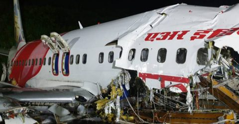 Dhaka expresses deep shock over Indian plane crash