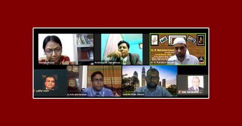 FinPro Consultants Limited hosts a webinar on Islamic Finance Talents.