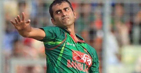 Cricketer Mosharraf Rubel contracts coronavirus