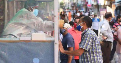 India records 46,790 new COVID-19 cases