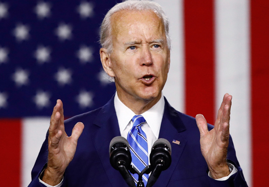 Biden tackles 'ghost guns' and US firearms violence