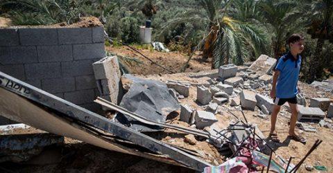 New Israeli strikes on Gaza over balloon bombs, rockets