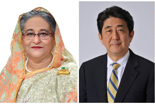 Japan to give $329m to Bangladesh to combat COVID-19: Abe