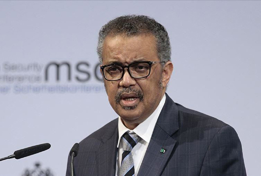 Germany nominates Tedros for new term as WHO chief: ministry