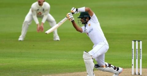 Pakistan's Babar in 'same class as Kohli' after England fifty