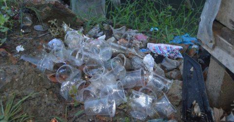 Rise of plastic cups usage damaging Jashore environment