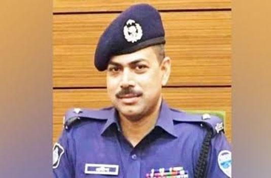 Suspended OC Pradeep transferred to Chattogram central jail