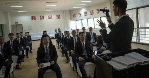 China's rich seek bodyguards schooled in digital dark arts