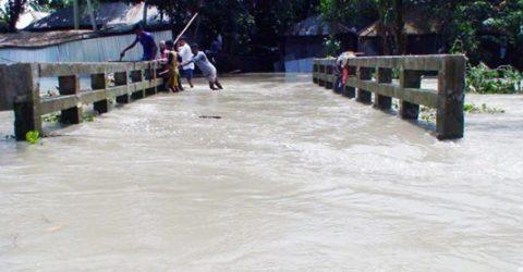 Flood situation in Ganges basin starts improving