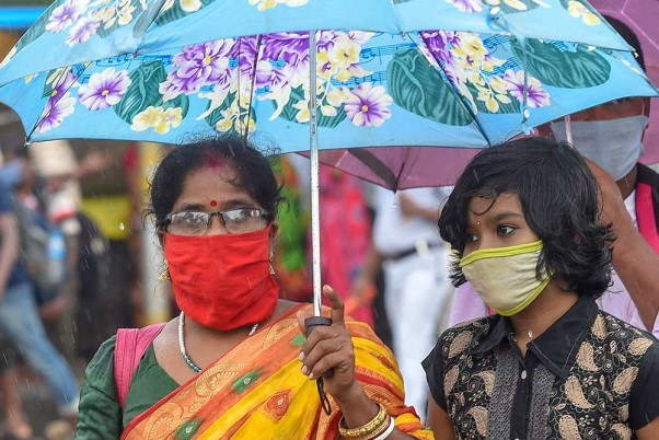 Record 97,894 infections pushes India's COVID-19 tally to over 51 lakh