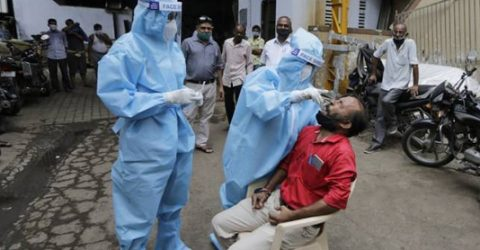 COVID-19: India's single-day recoveries surpass fresh cases as 94,612 people recuperate