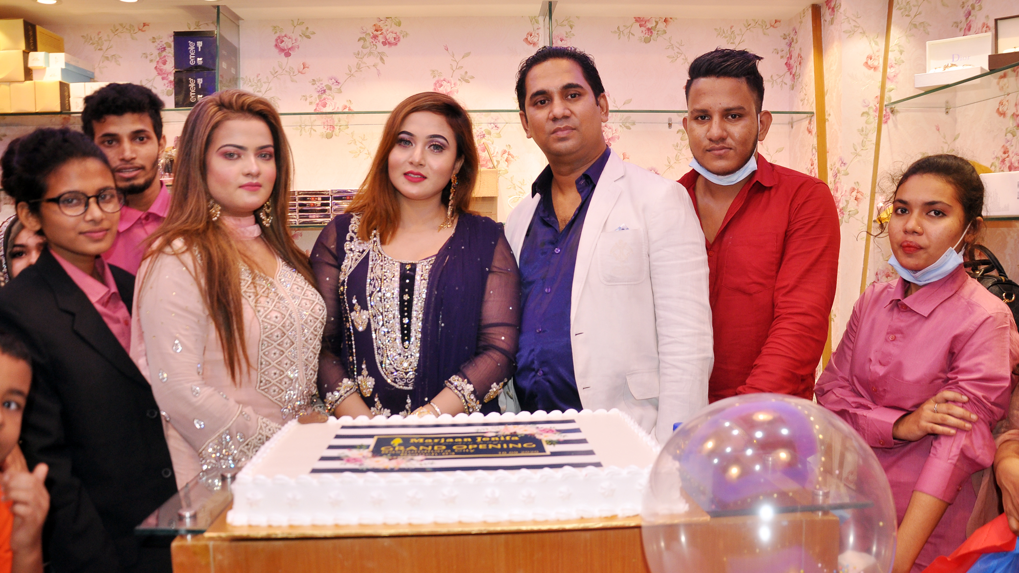 MJ Fashion opens third store in Bashundhara city