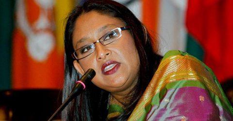 Bangabandhu's leadership capacity developed from community activities: Saima