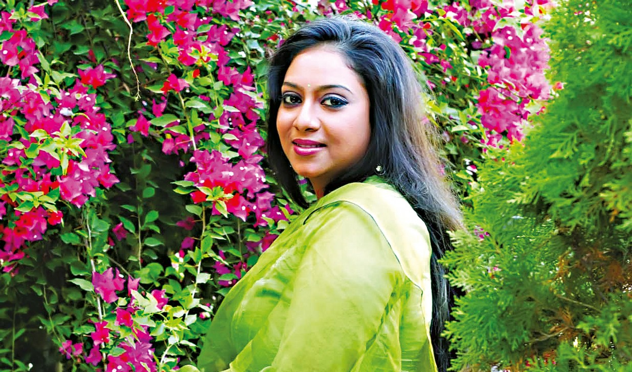 Shabnur launches YouTube channel for her fans