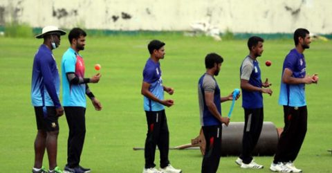 Tigers to start practice for SL tour tomorrow with 27 cricketers