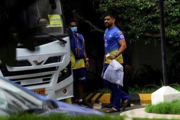 Dhoni praises Chennai 'Dads Army' after IPL win over Mumbai