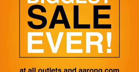Aarong's Biggest Sale underway
