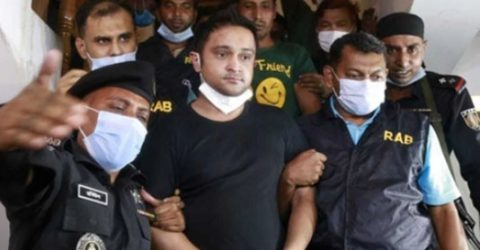 Erfan Selim, bodyguard remanded in Navy officer assault case
