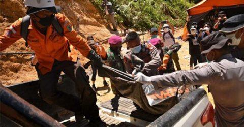 114 dead, 21 missing in central Vietnam's floods, landslides