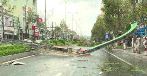 21 dead, dozens missing in Vietnam after typhoon brings destruction