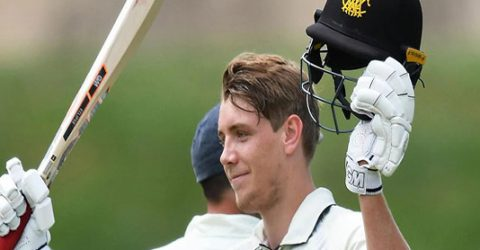 Australia's Green, 'best since Ponting', gets nod for India ODIs, T20s