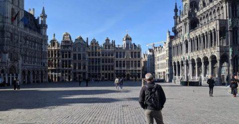 Belgium imposes 'more severe' lockdown rules
