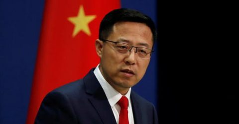 China to sanction US firms over Taiwan arms sale: foreign ministry