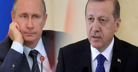 Putin, Erdogan urge 'joint efforts' to end Karabakh fight: Kremlin