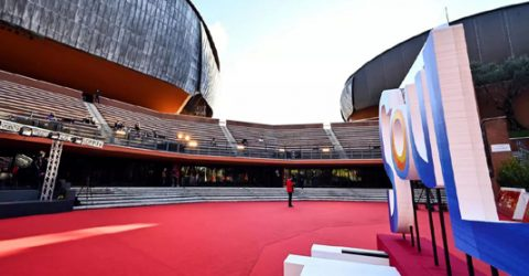 Rome Film Festival opens in shadow of coronavirus