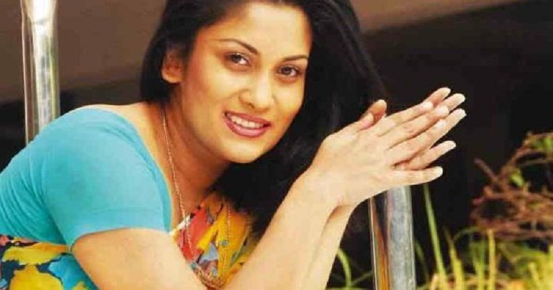 Srabonti returns country for her mother's illness
