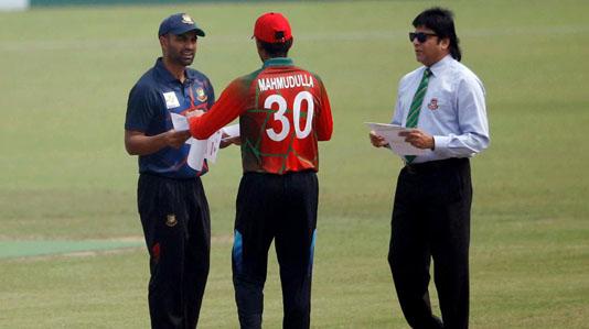 Tamim XI considers match against Mahmudullah XI as final