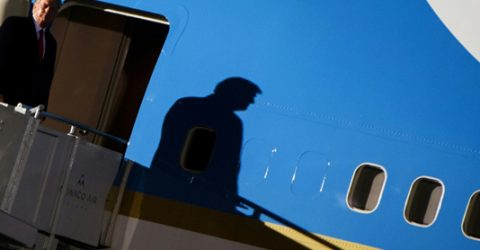 Trump Covid revelation sparks torrent of social media reaction
