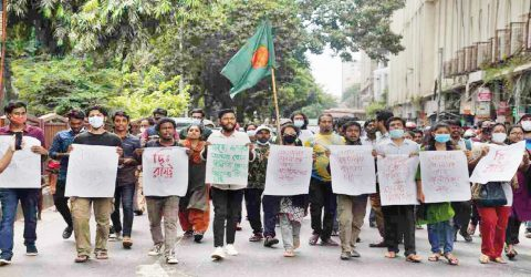 Torture of housewife sparks massive protests in Noakhali