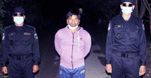 'Allahor Dal' operative held in Gaibandha