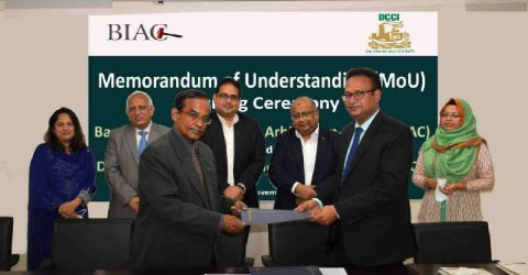 DCCI signs MoU with BIAC on institutional ADR