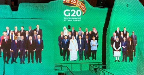 Coronavirus crisis to dominate Saudi-hosted G20 summit
