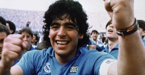 Argentines mourn Maradona, 'the most human of Gods'