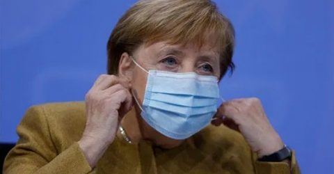 Germany extends virus curbs to early January: Merkel