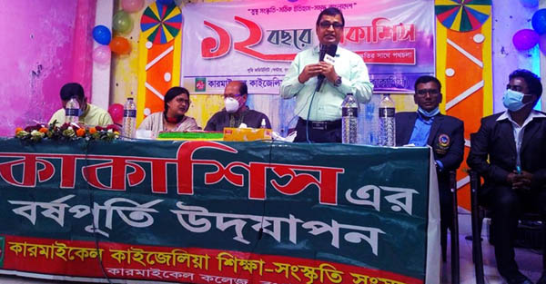 Upholding true national history, healthy culture stressed