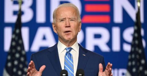 Biden plans swift action but Trump trial threatens unity