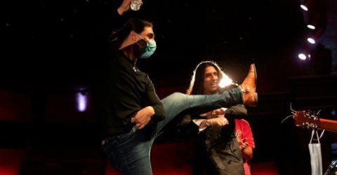 Meet Spain's new flamenco prodigy 'El Yiyo'