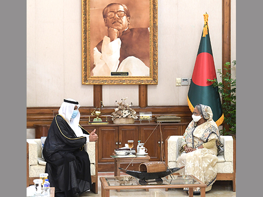 8 iconic mosques will be built in 8 divisions with Saudi support: PM
