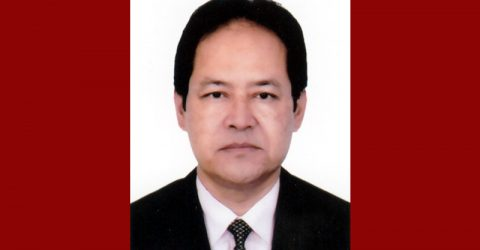 Prof Dr Humaun Kabir joins office as acting VC of Primeasia University
