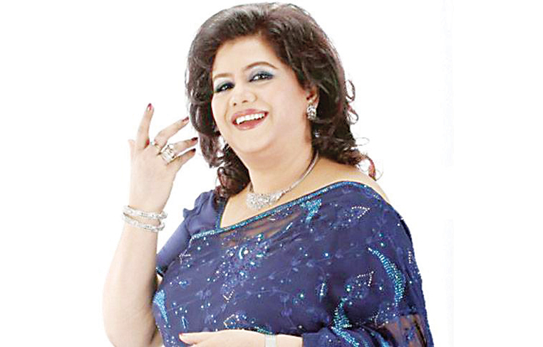 Runa Laila celebrates  68th birthday