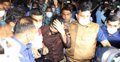 Sylhet custodial death: Suspended SI Akbar placed on 7-day remand