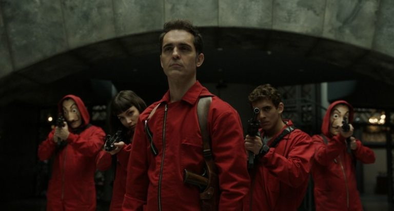 Netflix to make Korean version of hit Spanish series 'Money Heist'