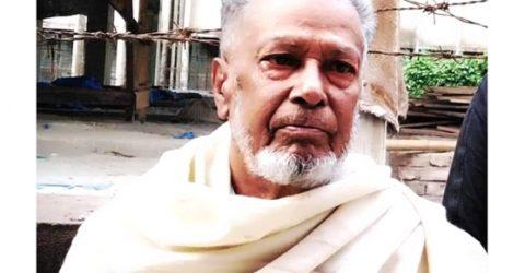 Shariatpur AL leader Abul Fazal Master passes away