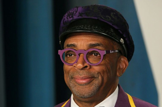 Spike Lee vows to 'delay Father Time' as Hollywood bestows honor