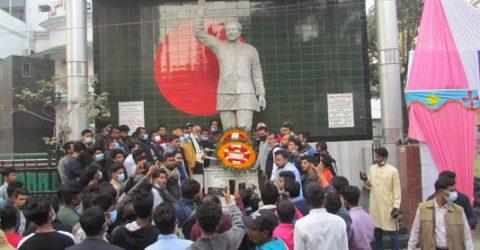 Bangabandhu's Homecoming Day observed in Khulna