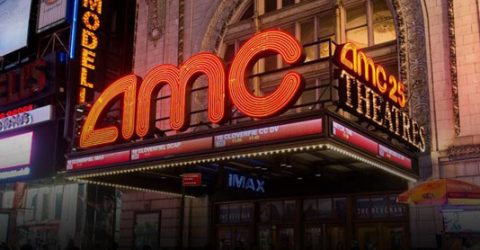Cinema chain AMC raises nearly $1 bn to ward off bankruptcy